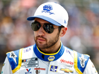 Elliott excited for tough race in front of hometown crowd