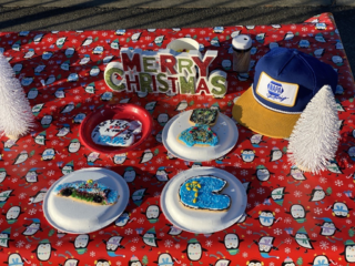 No. 9 team shows off competitive cookie-decorating skills