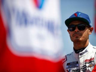 Larson, Byron lead the charge at Daytona