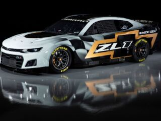 Next Gen Camaro unveiled, Hendrick Motorsports ready for 'new challenge'