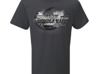 Alex Bowman Steel Thunder Shirt