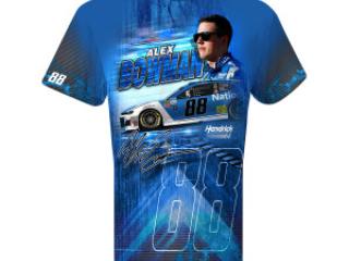 Alex Bowman Total Print Shirt