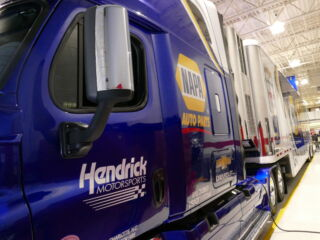 Crews prep No. 9 hauler, equipment for Daytona