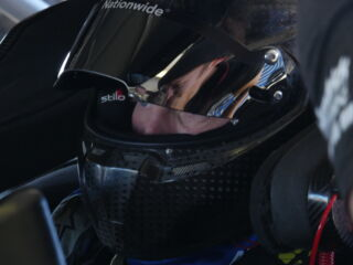 Earnhardt excitedly embarks on two-day Phoenix test