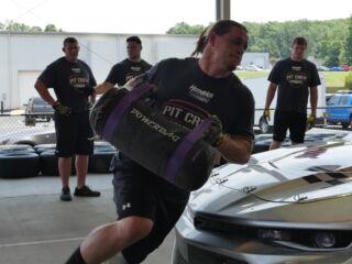 Inside the Hendrick Motorsports Pit Crew Combine
