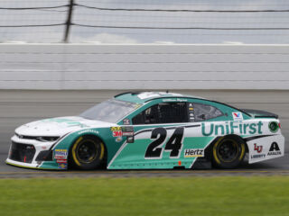 Paint schemes ready to take on the 'roval'