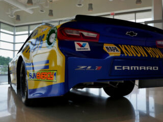 Paint Scheme Preview: New looks all around at Darlington