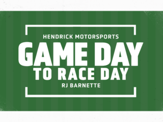 Game Day to Race Day: R.J. Barnette unfolds transition to carrier