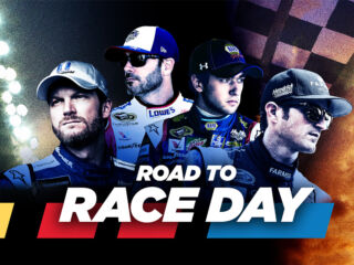 Every episode of 'Road to Race Day' available now for free on go90