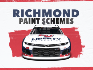 Paint Scheme Preview: Race-ready schemes for Richmond