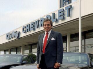 Hendrick discusses City Chevrolet's ties to racing