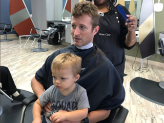 Social Pit Stop: Fantasy football and matching haircuts