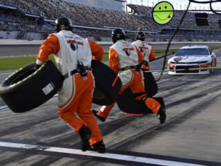 Shots of the Race: Daytona