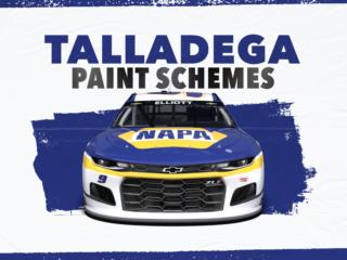Paint Scheme Preview: Super schemes for a superspeedway