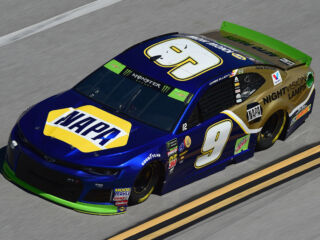 Four top-10s in Talladega qualifying