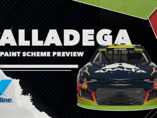 Two new schemes at Talladega
