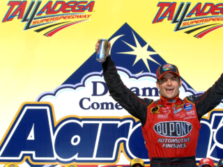 Hendrick History: Four wins in four seasons for Gordon at Talladega