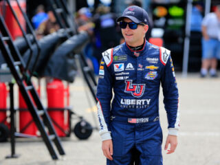 Byron pleased with 'best car we have had this year' at Michigan