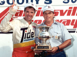 Darrell Waltrip: 'I've never had a greater friend' than Hendrick