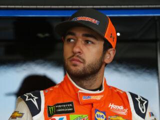 Elliott qualifies in top three at Watkins Glen