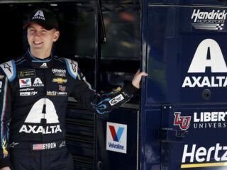 Axalta and Hendrick Motorsports extend partnership through 2027