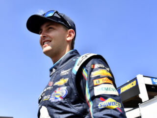 Byron, No. 24 team take 'big positives' from career-best finish