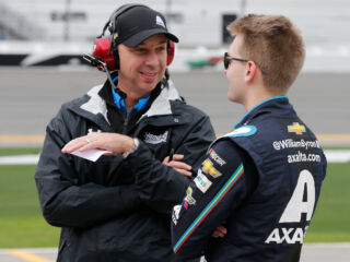 Knaus talks working with a young driver, pizza toppings and Duels during #AskKnaus