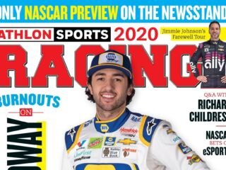 Elliott featured on cover of 'Athlon Sports Racing' NASCAR 2020 preview issue