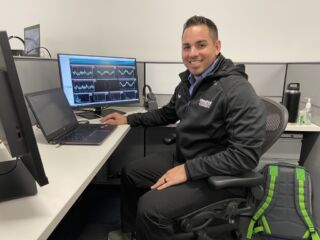 How I Work at Hendrick Motorsports: Julian Pena