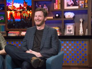 Earnhardt joins 'Watch What Happens Live'