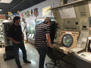 Elliott visits Selfridge Air National Guard Base in Michigan