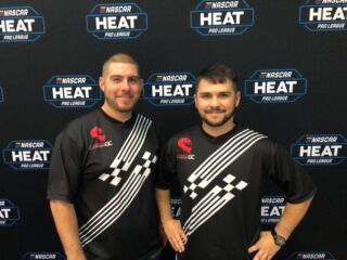New year, same NASCAR Heat team: Nick Jobes and Sam Morris are ready for 2020