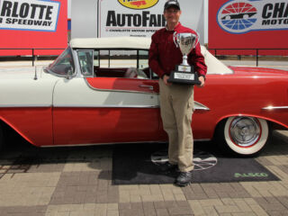 Hendrick Motorsports engineer honors father with AutoFair win