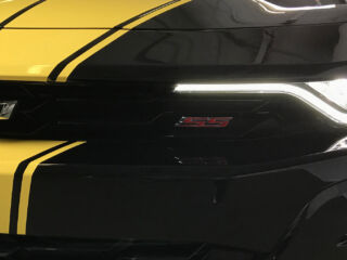 Up close with the limited-edition Hertz-Hendrick Motorsports Camaros