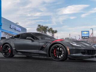 Jeff Gordon's 'Corvette for a Cure' reaches $1 million goal
