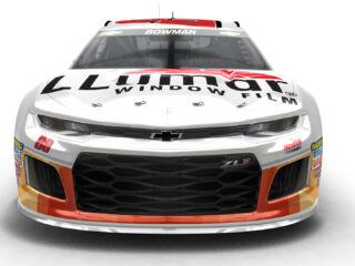 Brand-new LLumar paint scheme released