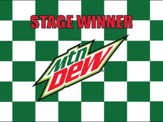 NASCAR stage flags