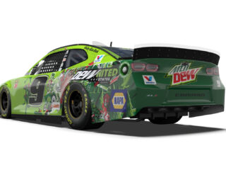 Two new paint schemes to debut at Kentucky
