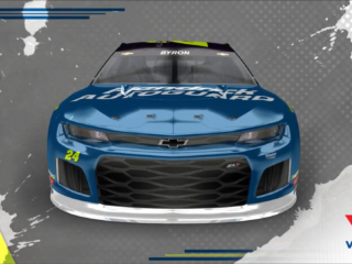 Paint Scheme Preview: All-Star Race