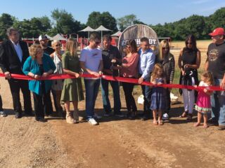 Earnhardt Family Playground opens at Rescue Ranch
