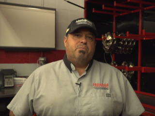Many Sides of Hendrick Motorsports: Rich Gutierrez