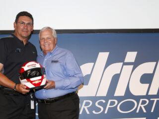 Carolina Panthers coach Ron Rivera helps rally Hendrick Motorsports on verge of playoffs