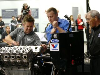 Teamwork fuels 15th annual Randy Dorton Hendrick Engine Builder Showdown