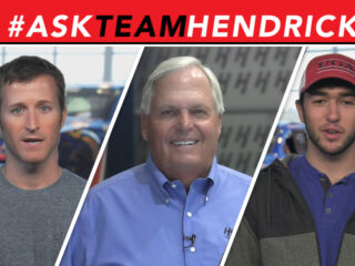 #AskTeamHendrick: the No. 24 team, favorite cars and off-track hanging out