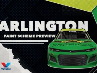 Retro rides for the Southern 500