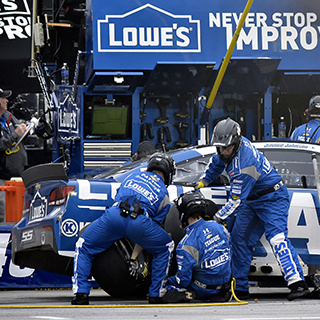 No. 48 Chevrolet SS Pit Crew