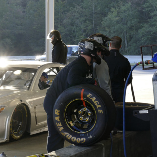 No. 88 Nationwide Chevrolet Pit Crew