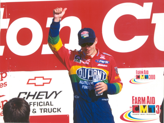 Hendrick History: New Hampshire moments