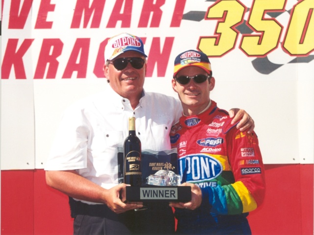 Hendrick History: Three-peat for Gordon at Sonoma