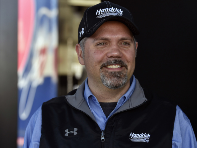 New No. 5 crew chief Grubb expects team to 'thrive on' playoff pressure
